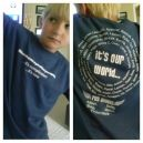 "RES ""It's our world"" Shirt"