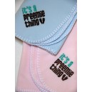 It's a Preemie Thing Fleece Blanket